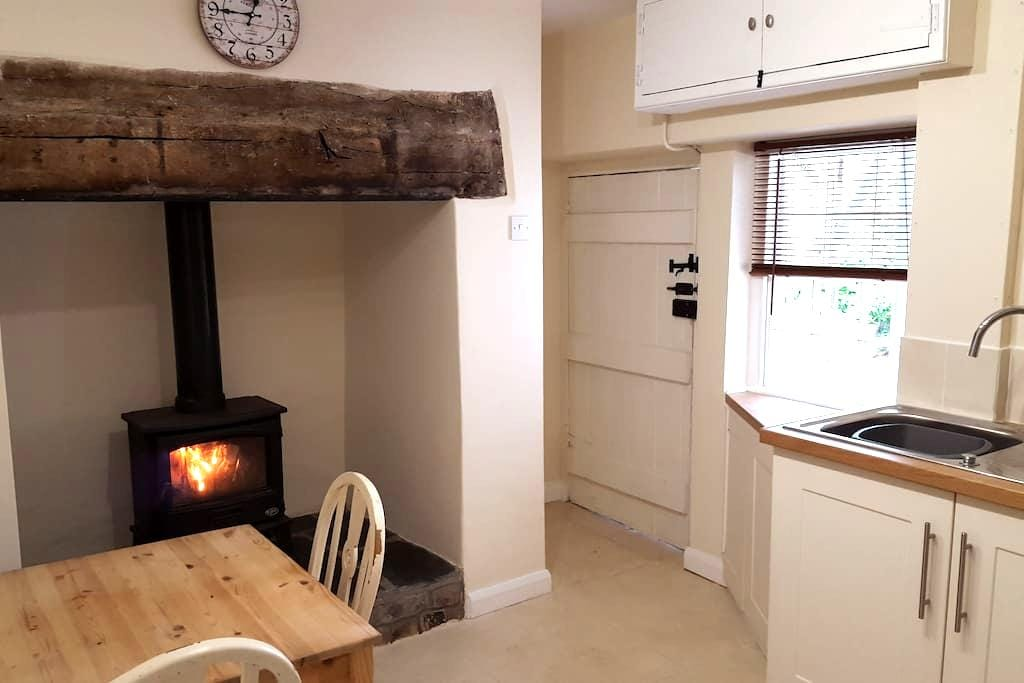 Cosy Bethania Cottage Machynlleth - 마킨레스