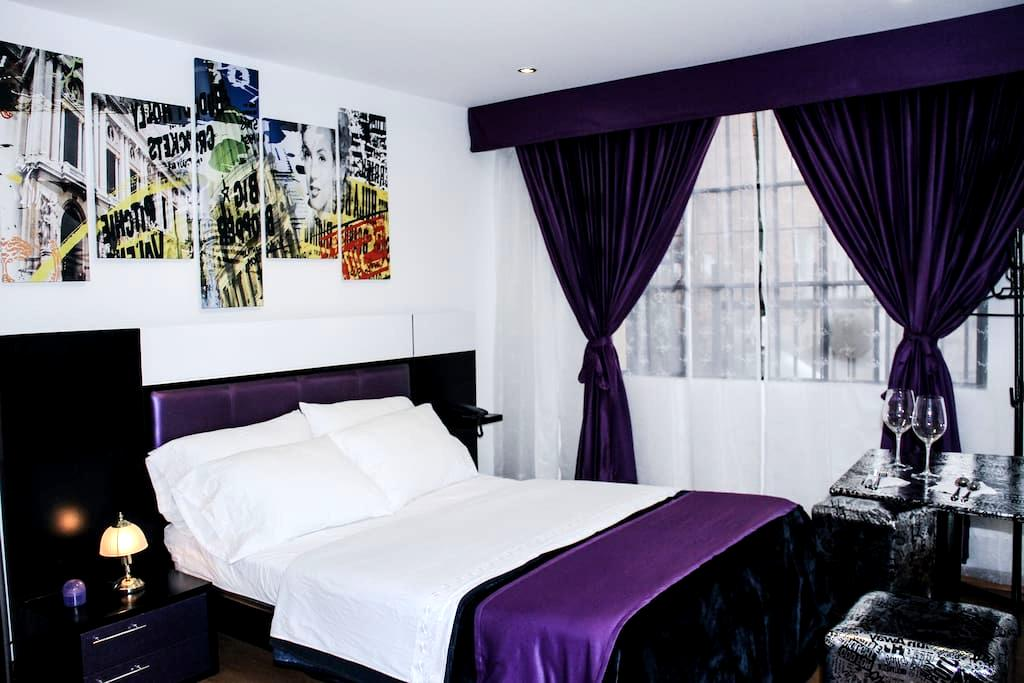 Hotel boutique olimpo resort 4 ★ - Bogotá - Bed & Breakfast