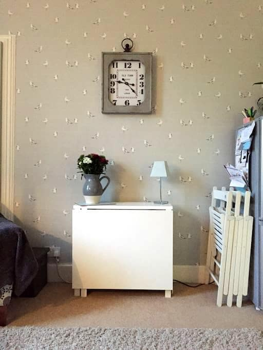 Bright sunny room near the sea. - Edimburgo - Appartamento