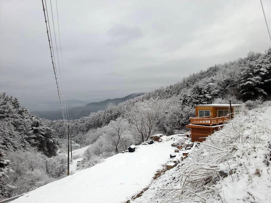 GAJEGOL Healling Cottage - Obu-myeon, Sancheong