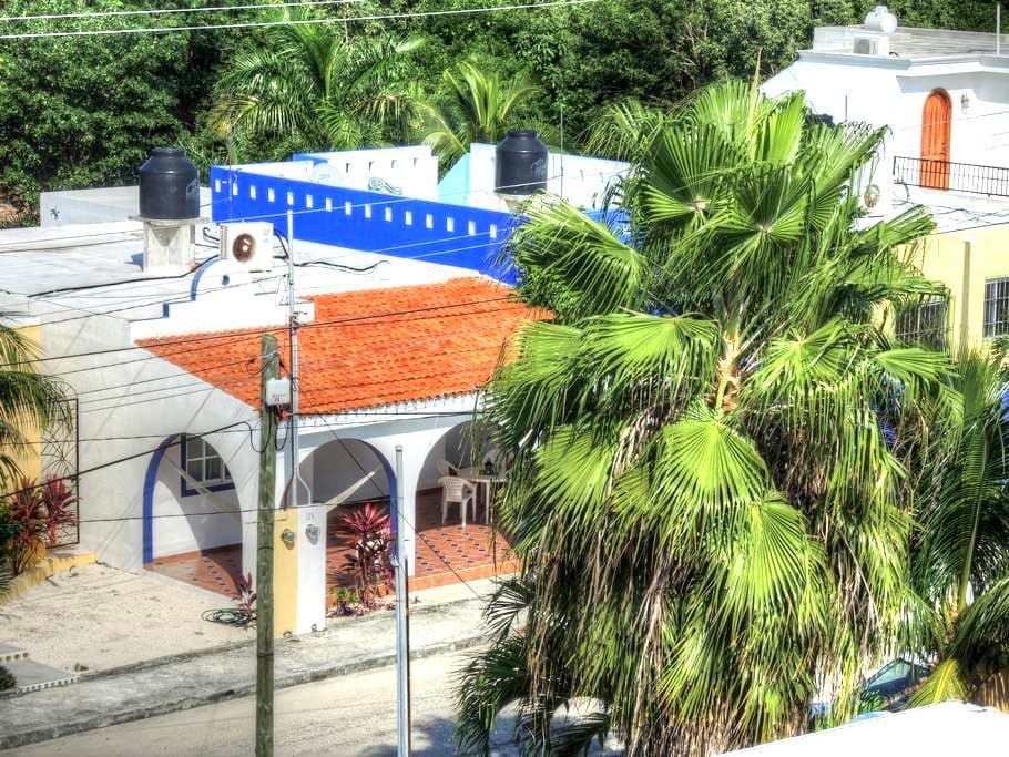 Casa 12 Palmas, near Xcacel beach, Akumal & Tulum! - Chemuyil