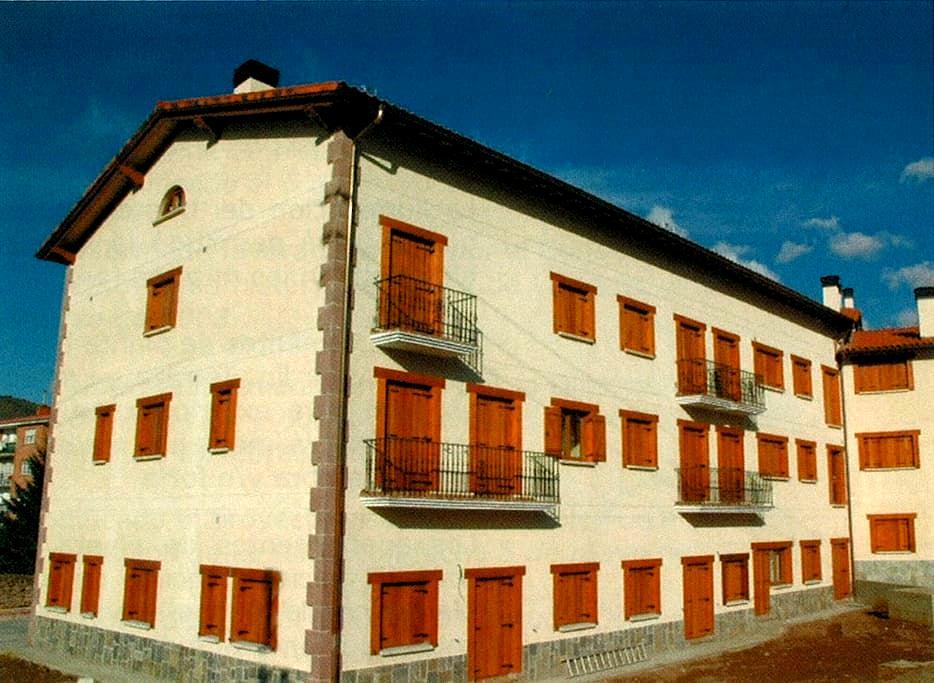 Bonito apartamento en Ezcaray - Ezcaray - Apartamento