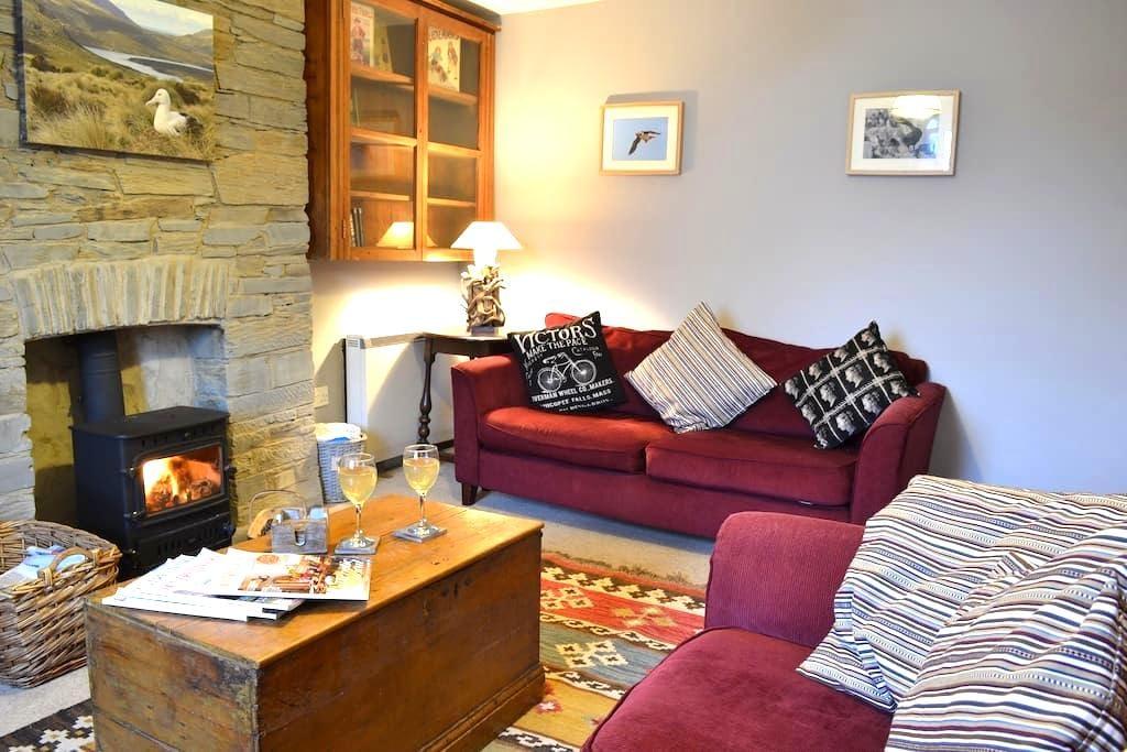 Boutique West Wales Cottage - Cilgerran - Hus