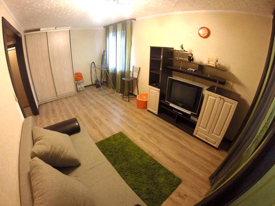 Отличная однокомнатная квартира - Naro-Fominsk