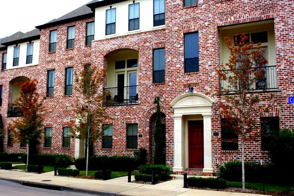 Private Room 2 Downtown Townhouse - Dallas - Dom