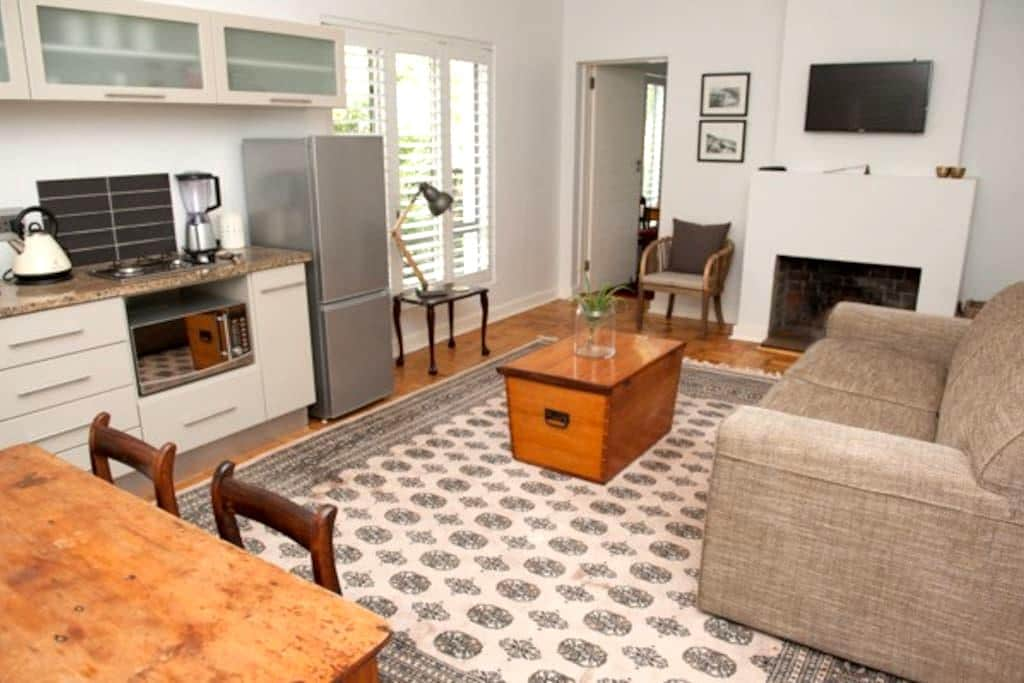 Central Self-Catering Apartment - Stellenbosch - Appartement