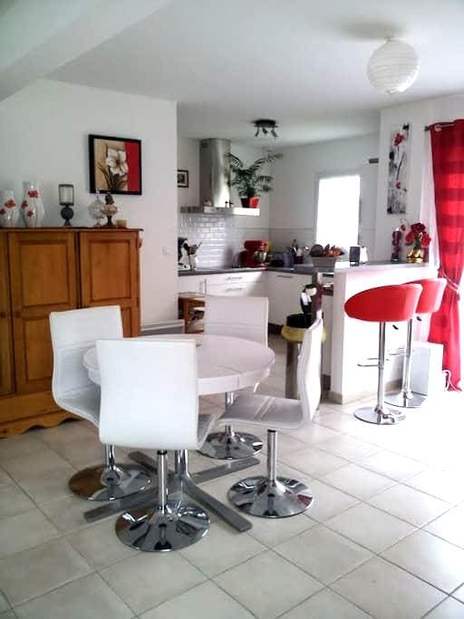 Dormitorio agradable como en casa - Saint-Nazaire - Dom