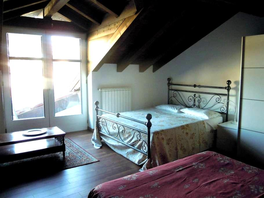Bright two-story apartment in Gorizia city center - Gorizia - Huoneisto