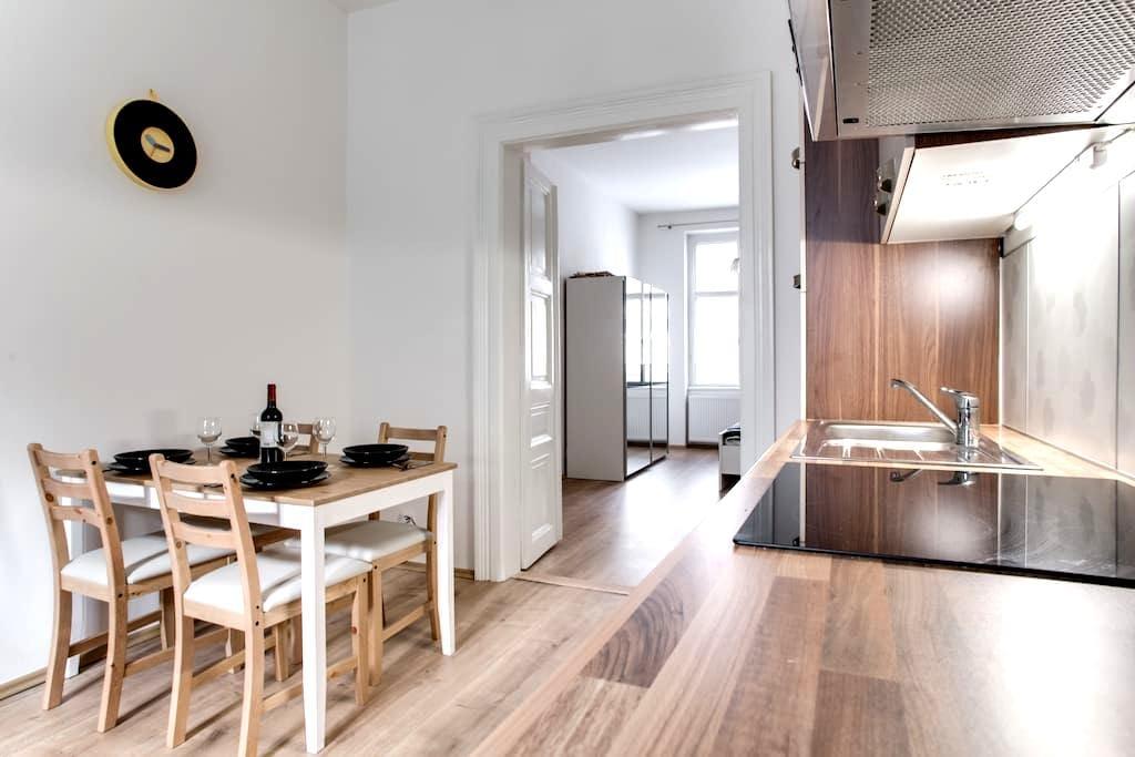 Warm romantic flat in the center - Prag