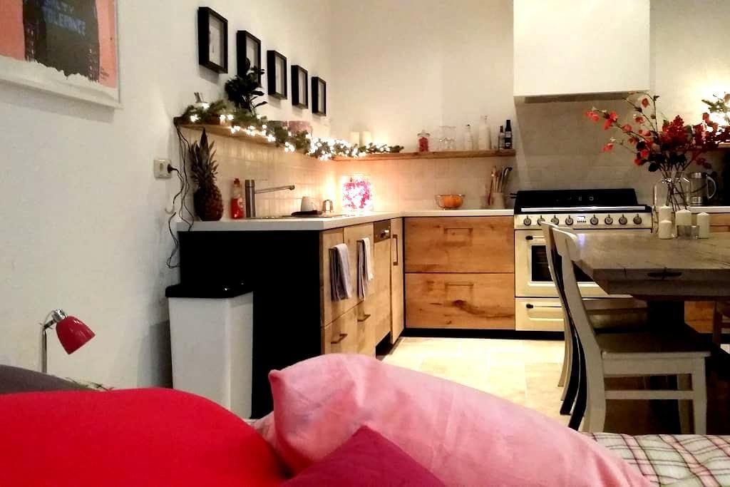 Appartement in oud Haarlem - Haarlem - Bed & Breakfast
