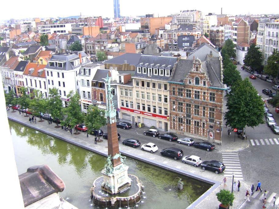 Penhouse near grand palce - Bruxelles - Apartment