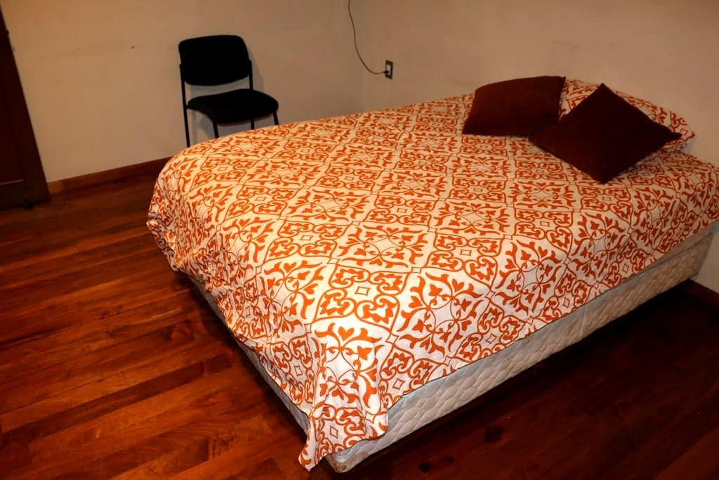 Room near Airport (10 min - T1/T2) - Ciutat de Mèxic - Casa
