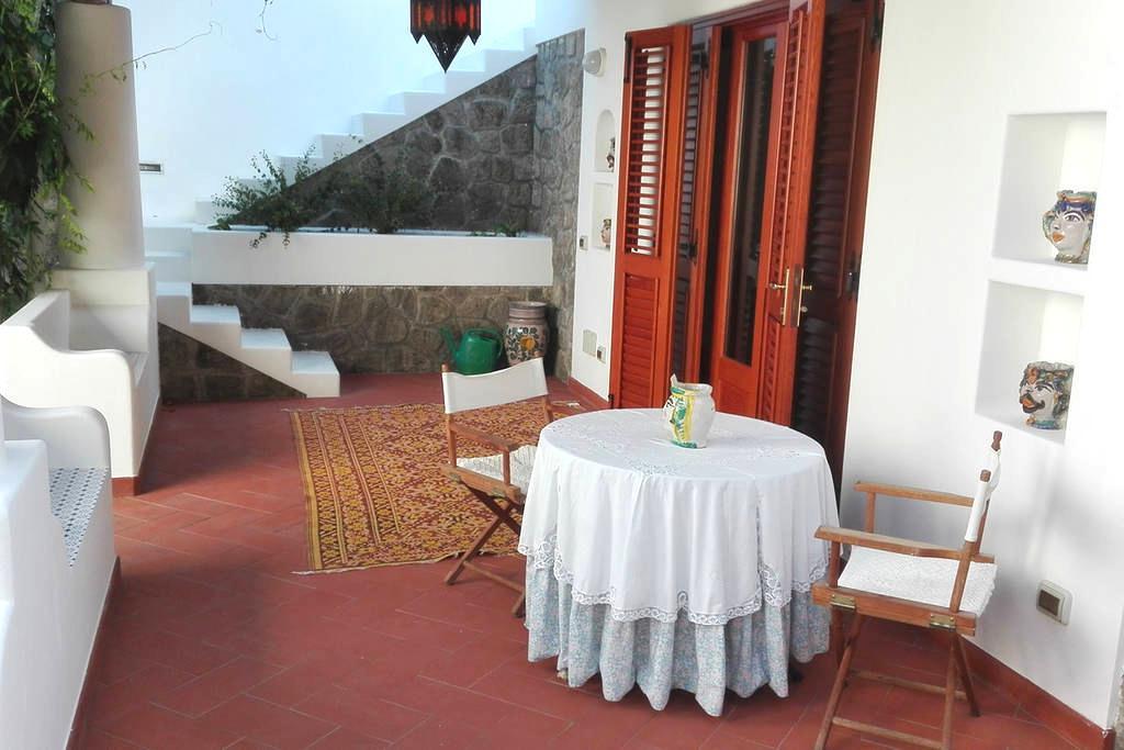 Orange garden villa - 리파리(Lipari)