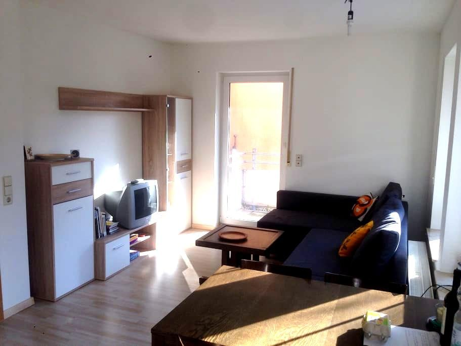 Ferienwohnung in der Stadtmitte - Weikersheim - Appartement