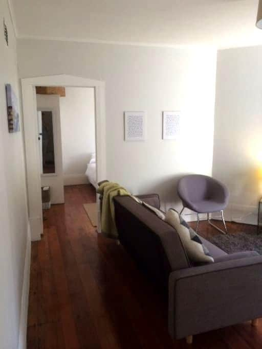 Herne Bay/Ponsonby, self contained apartment - Auckland - Lägenhet