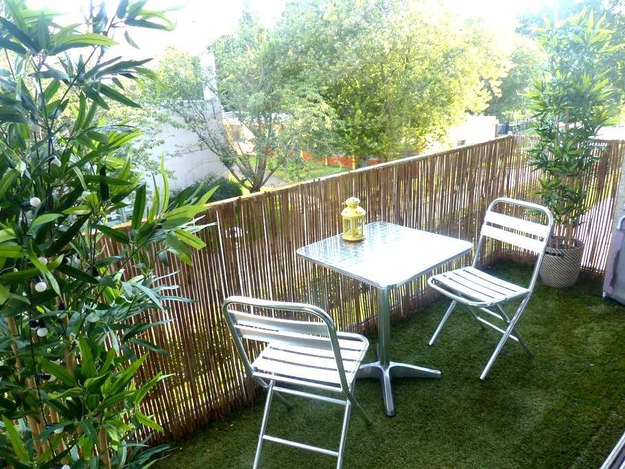 Appartement T2 (1 chambre) Henri Fréville - Rennes - Appartement