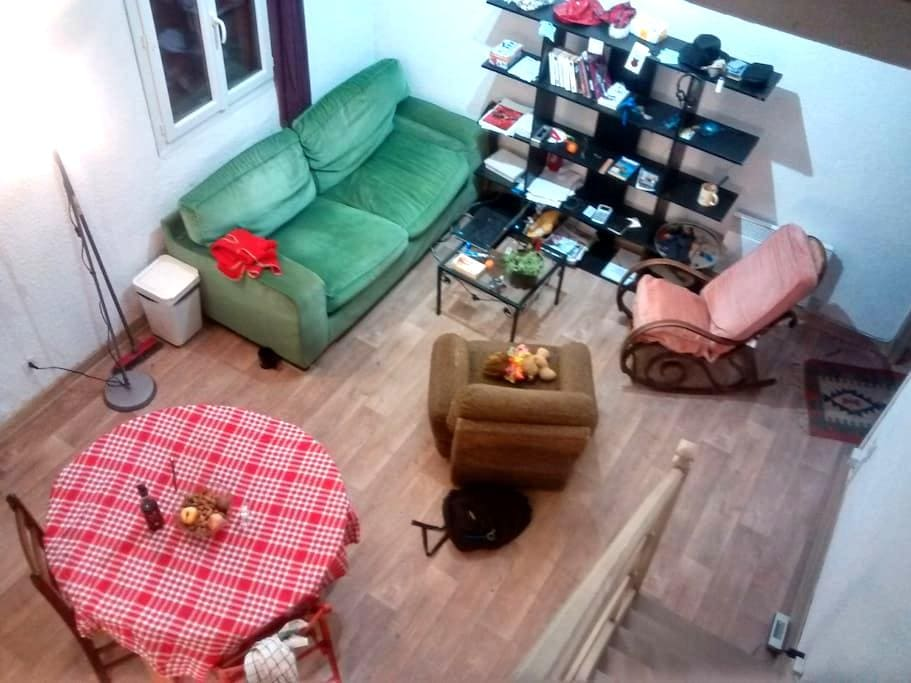Appartement St Michel 48m² calme et lumineux - Tuluza - Apartament