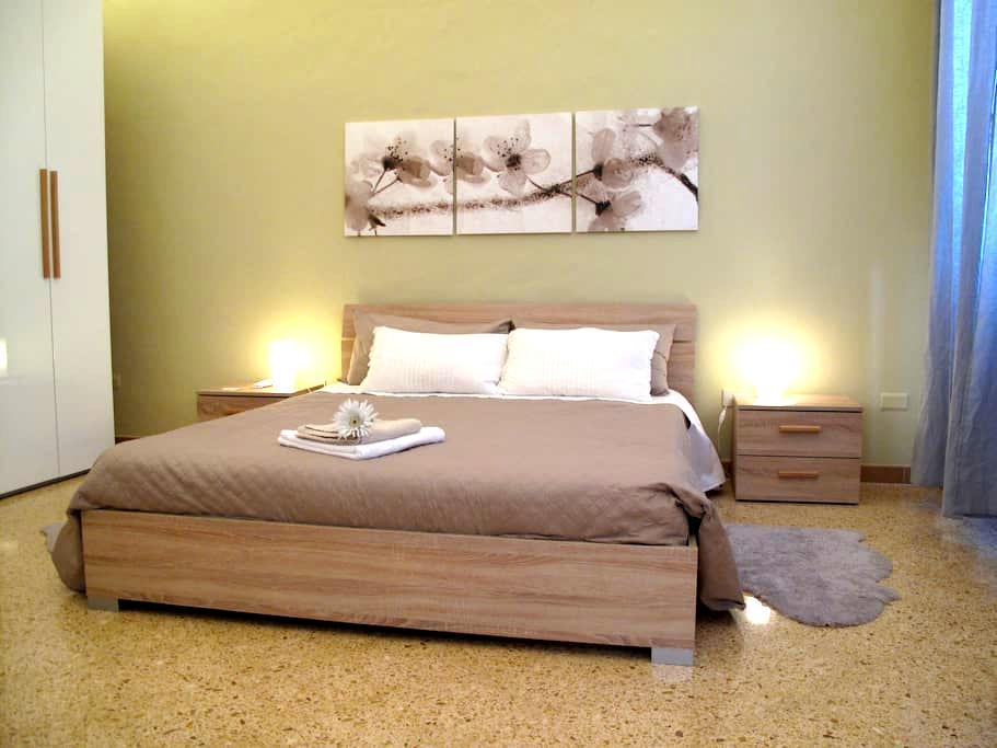A casa di Mery - Appartamento Verde - Lecce - Huoneisto