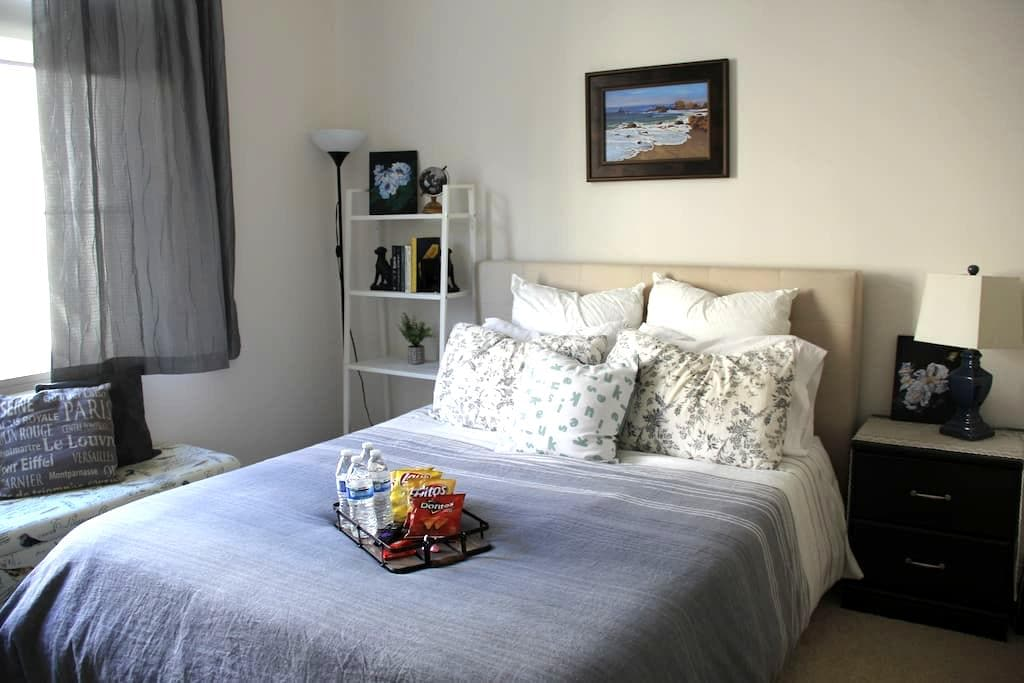 Luxe Stay in the Heart of Irvine - Irvine - Wohnung