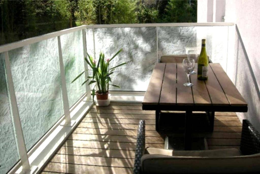 joli T2 neuf dans cadre verdoyant - Bron - Apartment