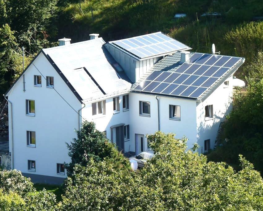 Very big vacation home in the Eifel, near Luxemb. - Eifelkreis Bitburg-Prüm - Zweifelscheid - Dom