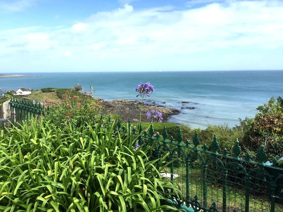 Cornish seaside cottage, Coverack - Coverack - Rumah
