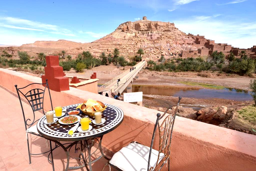 Double Room with Private Bathroom - Aït Ben Haddou - Bed & Breakfast