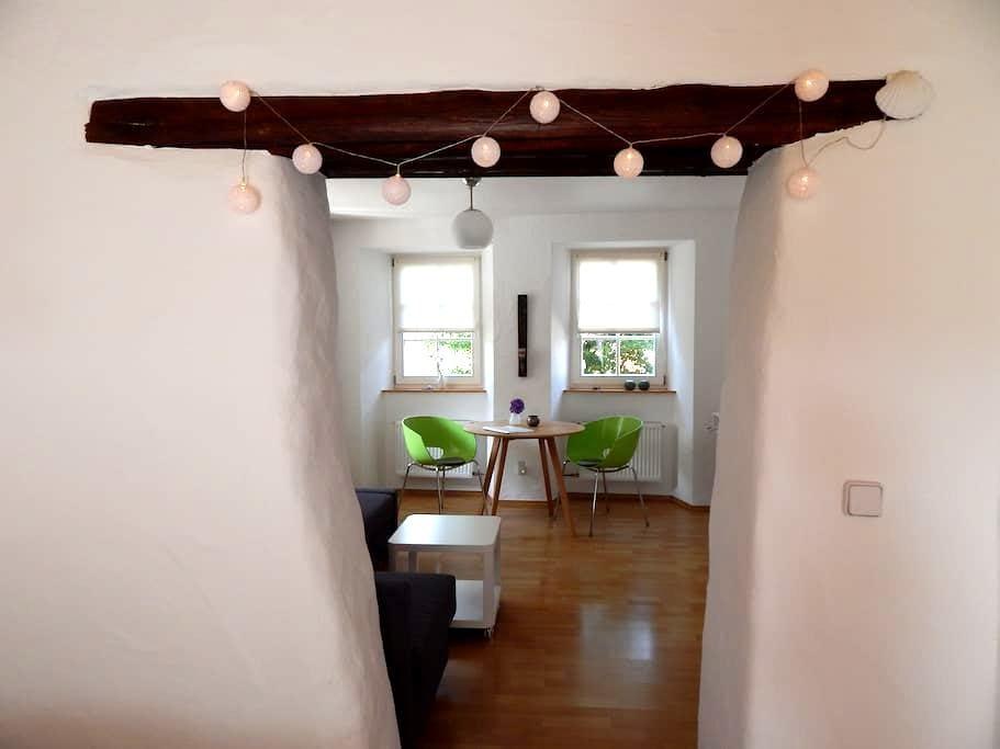 Ferienwohnung Emil im moseltypischen Schieferhaus - Brauneberg