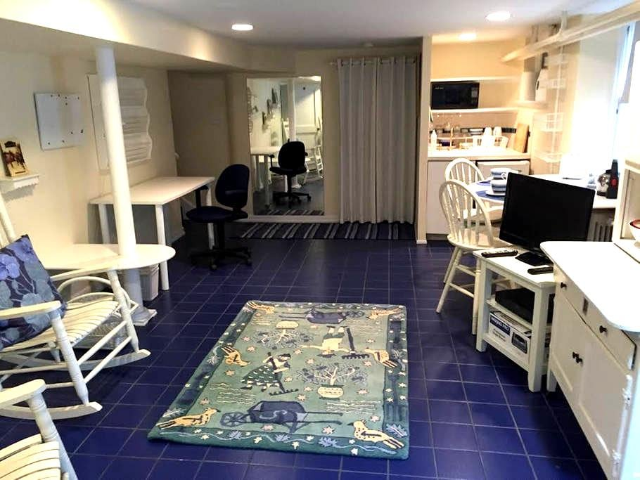 One bedroom apartment near Metro - Washington