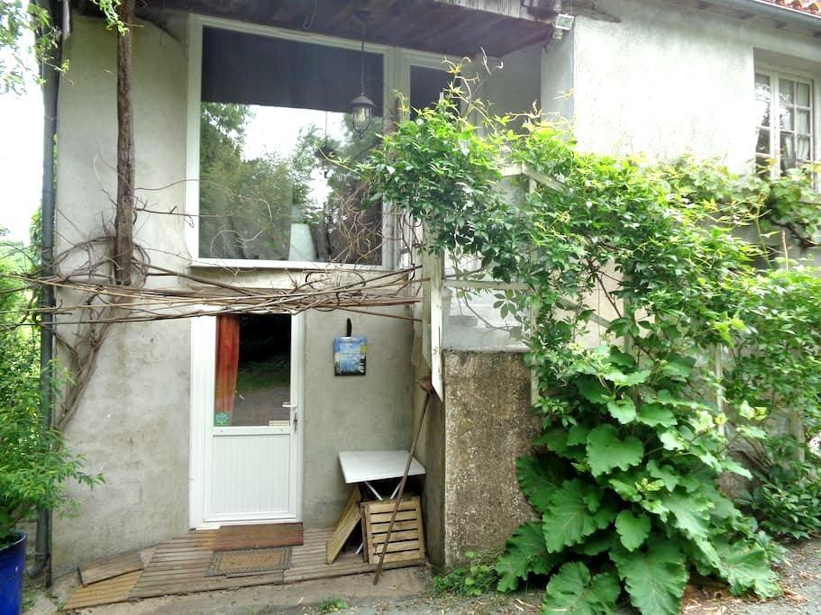 """Gîte nature """"Au fil de l'eau"""" proche Puy du Fou - Le Boupère"""