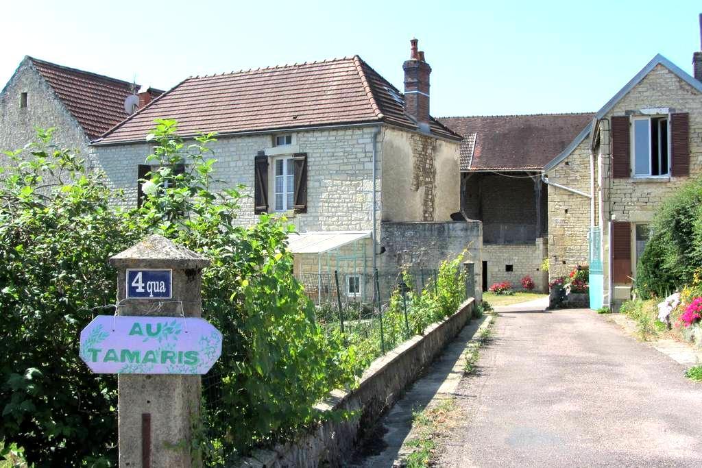 Chambre en ferme bourguignonne - 3 - Yonne - Dům pro hosty