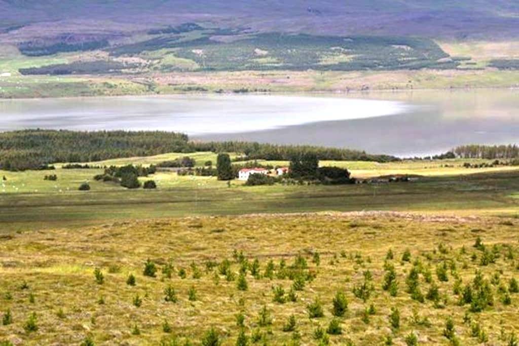 Mjóanes accommodation - Peaceful in countryside 3 - Egilsstaðir - Byt