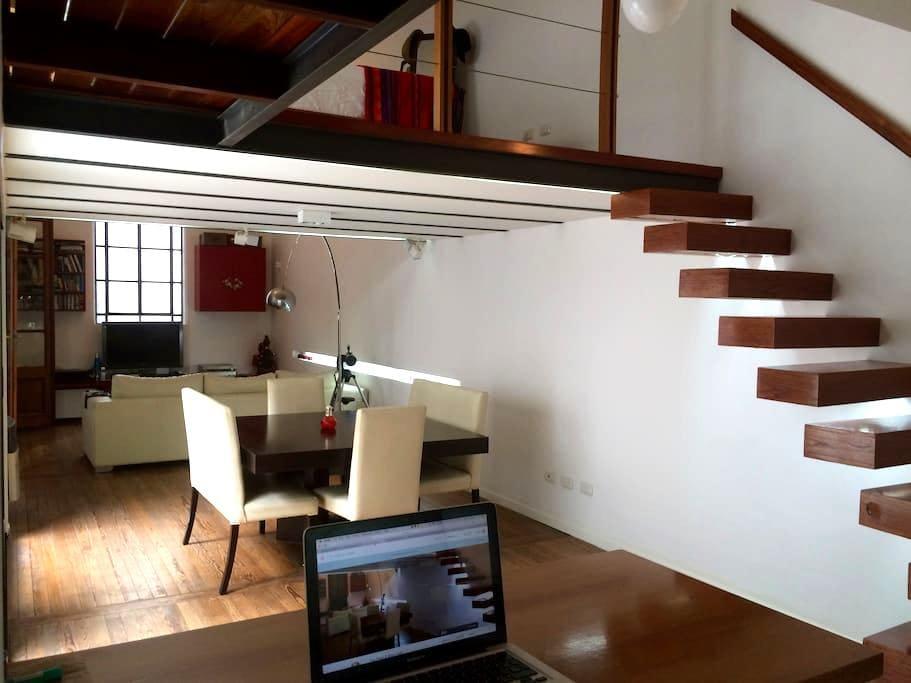 Top Floor 2 Story Loft - Buenos Aires - Loft