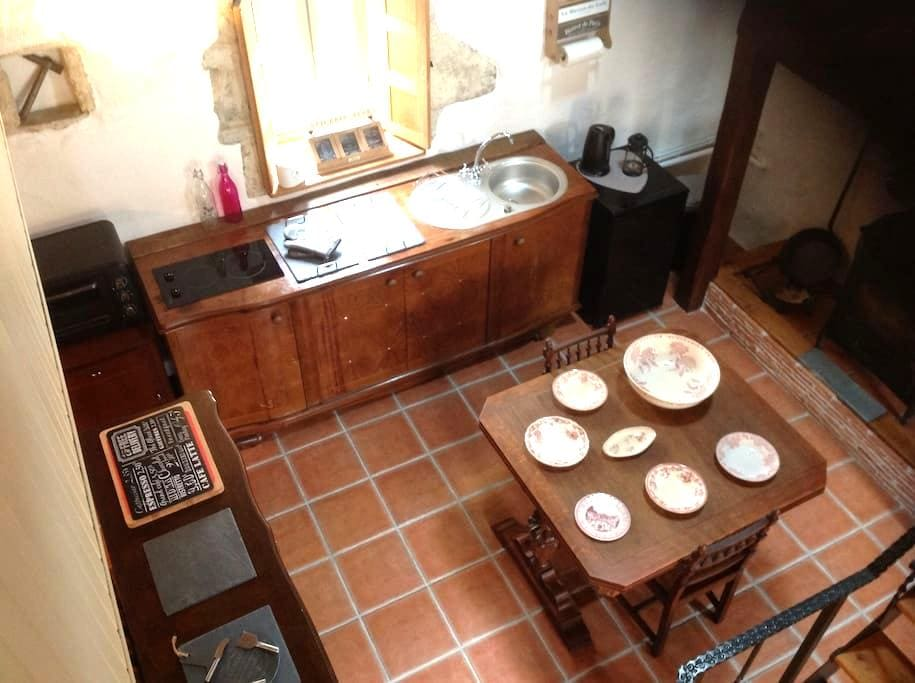 Chez Miouse - Ruffec - Haus