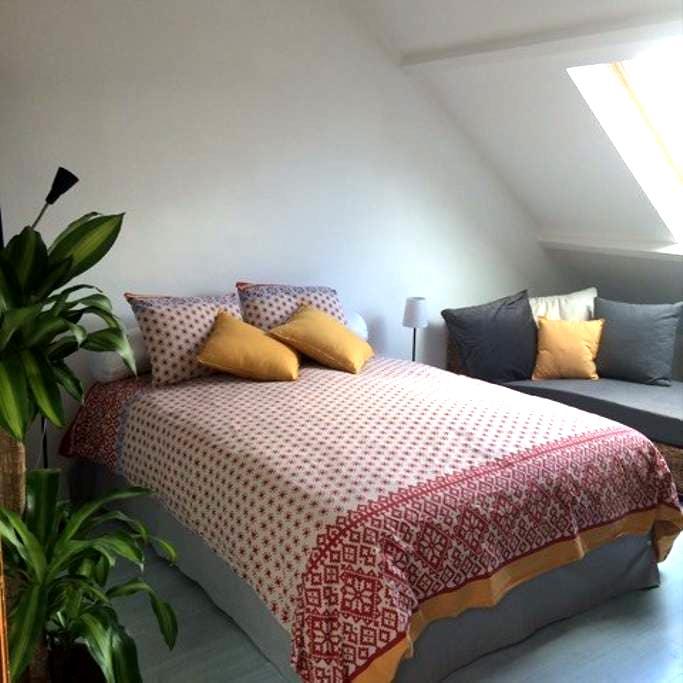 maison chaleureuse et  calme - Versailles - Rumah