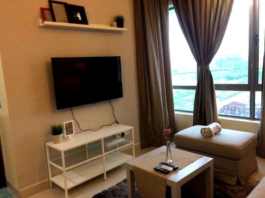 Vega Suite with Cyberjaya View - Cyberjaya - Wohnung