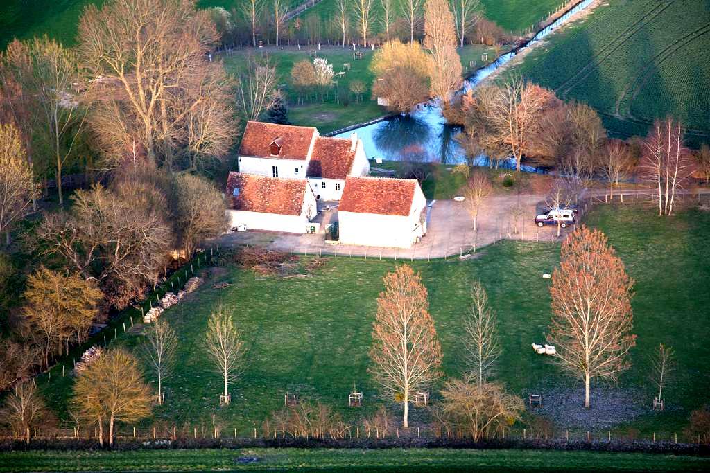 Partagez un séjour au moulin - Varennes