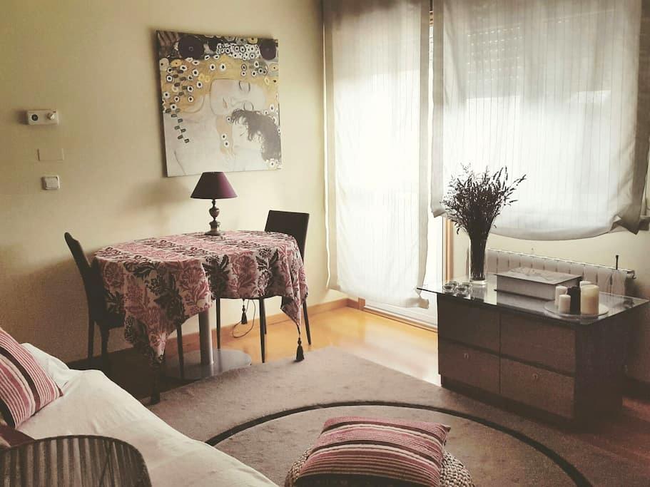 Bonito apartamento a 200 mts de la playa - Nigrán - Apartamento