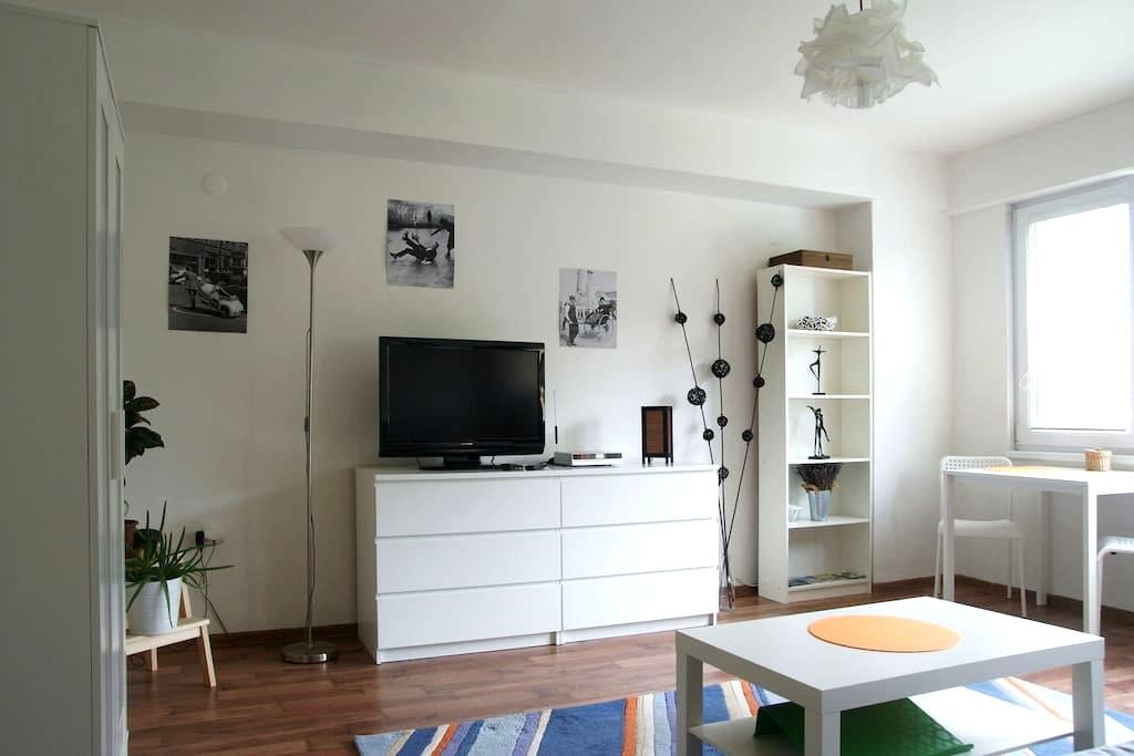 Attractive apartment downtown Ostrava - Ostrava - Lejlighed