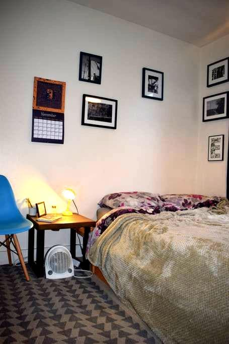 lovely double room in Art Deco flat - London - Apartment