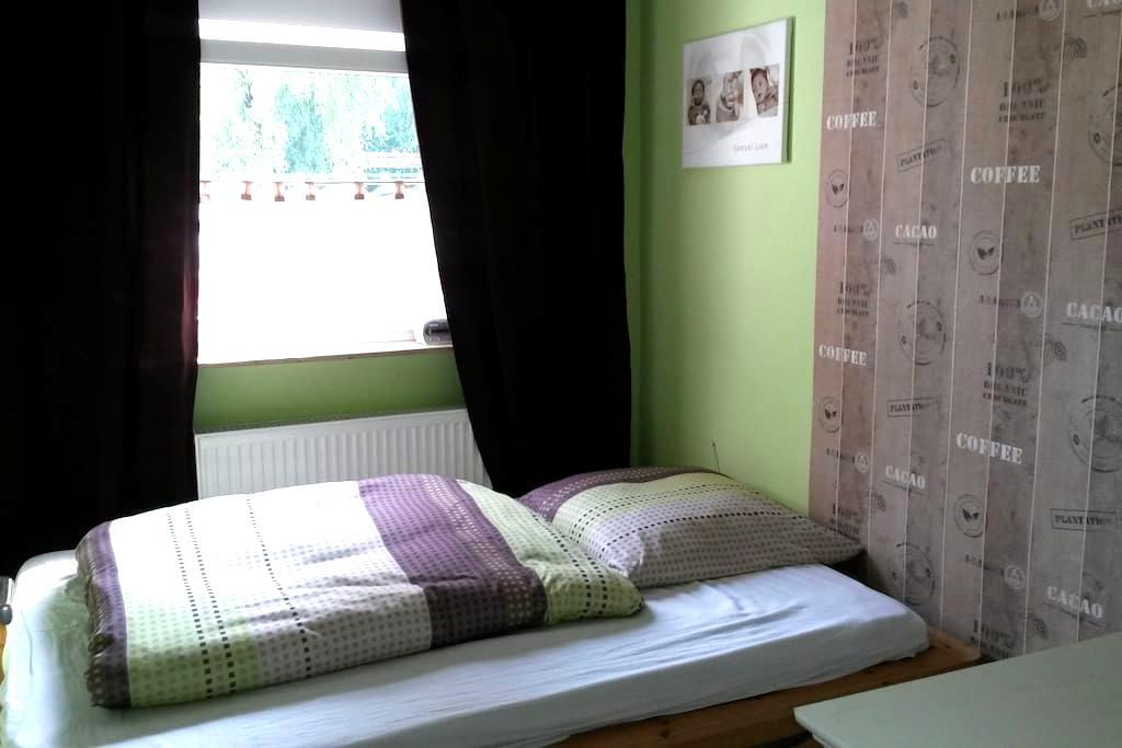 Romm bed & breakfast - นูเรมเบิร์ก - ที่พักพร้อมอาหารเช้า