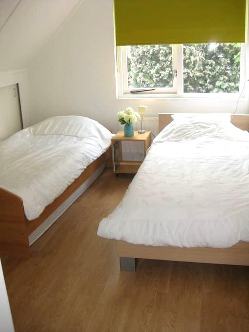 Bedroom with private bathroom - Oosterhout