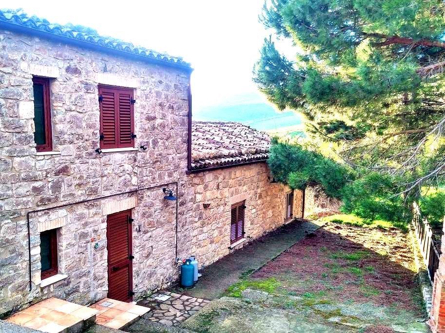 Casa vacanze C.Da Donalegge - Castellana Sicula - Castellana Sicula