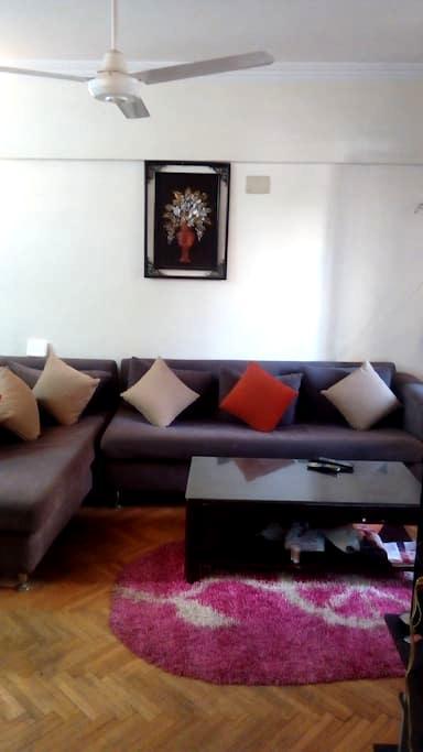 Sobhy apartment - Sheikh Zayed City - Byt