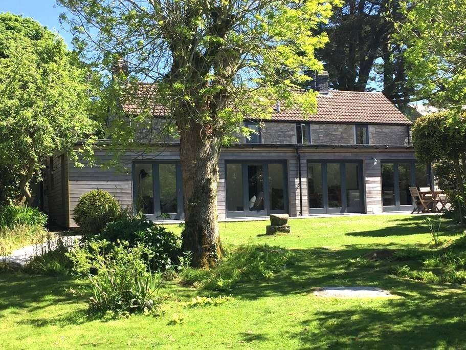Charming cottage near Porthleven - Ashton - Dom