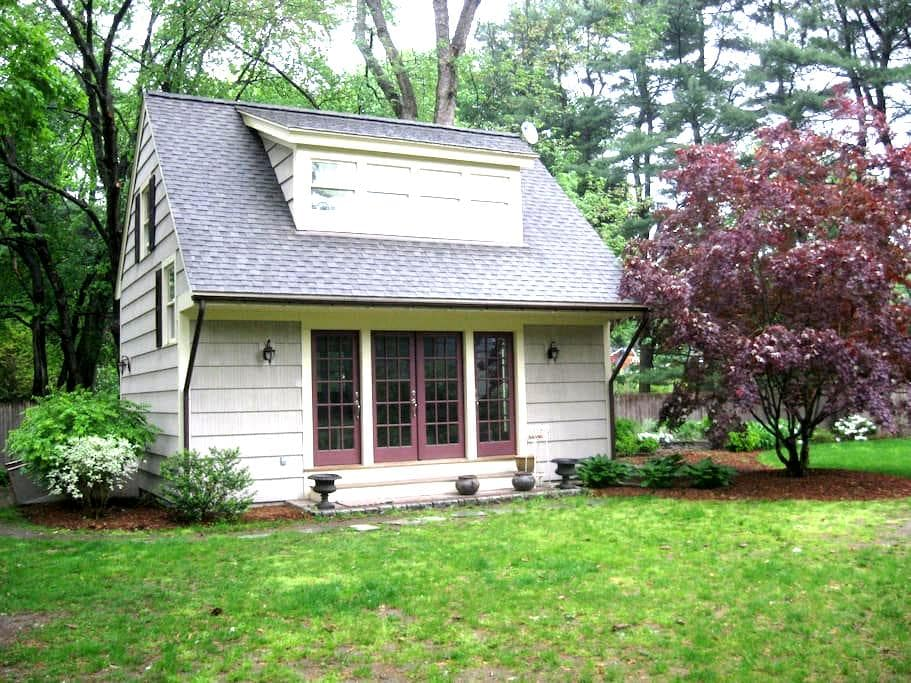 Sunny 2 story Cottage : Concord,Ma - Concord - House