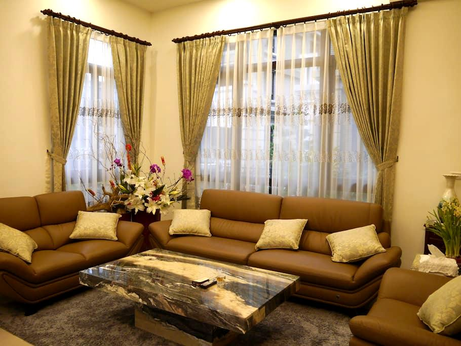 Chun-Be Garden Villa 春碧花園別墅(雙人房 Room C ) - Taitung City - Villa