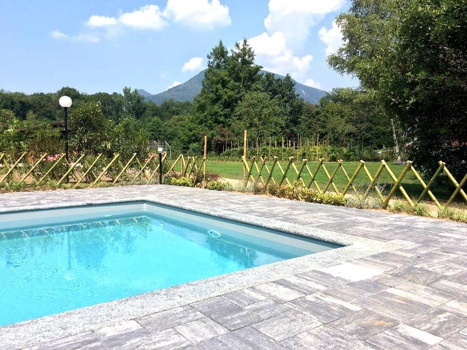 Sweet Cottage - Lago Maggiore Vignola - Laveno Mombello