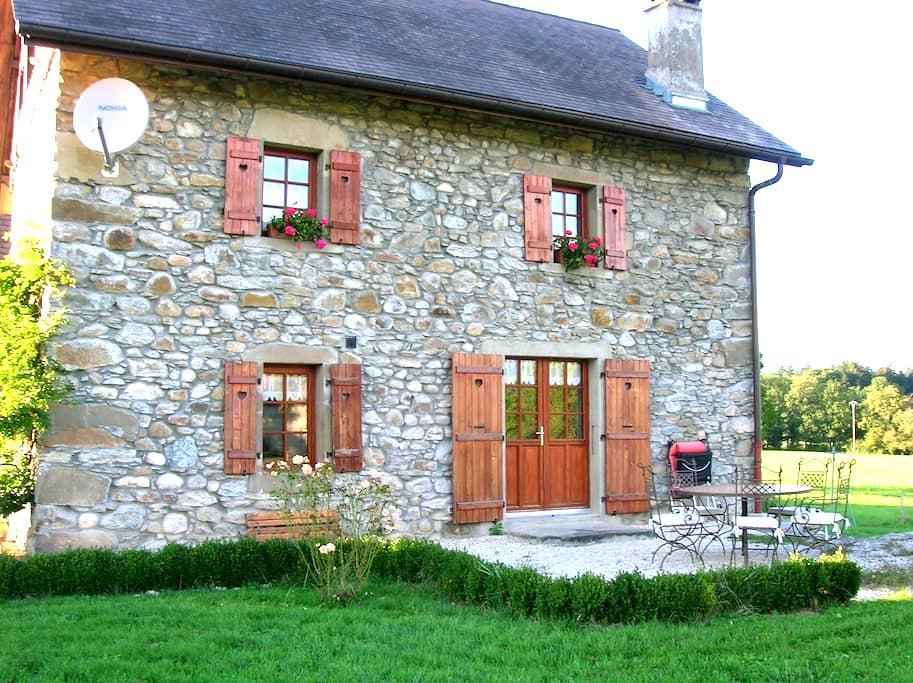 Maison entre Genève Annecy Chamonix - Amancy - Haus