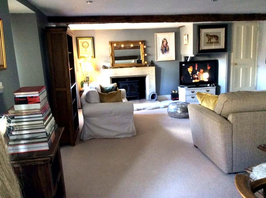 Luxurious double rooms. - Tetbury - Aamiaismajoitus